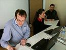 Kai Greve und Rose Jokic präsentieren Barrieren im Web2.0