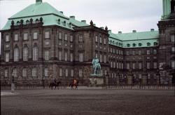 Kopenhagen Rathausplatz