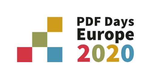 Logo: PDF-Days Europe 2020